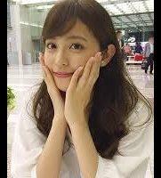 久慈暁子,アナウンサー,フジテレビ,元モデル,きれい