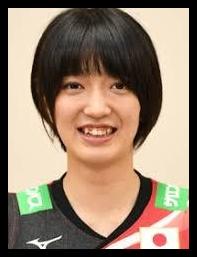 鍋谷友理枝,バレーボール,全日本女子