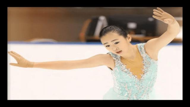 青木祐奈,フィギュア,スケート,女子