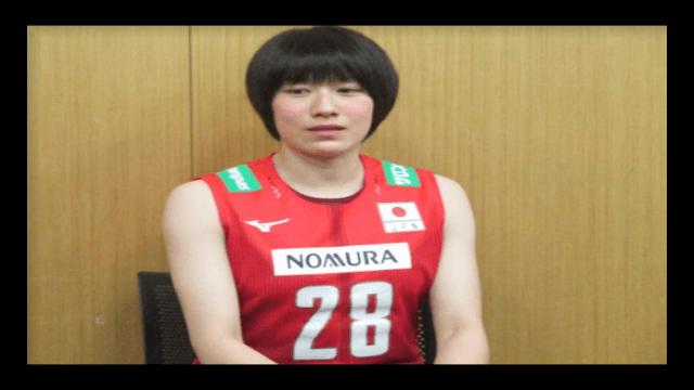 石川真佑,バレーボール,全日本女子