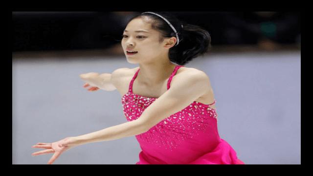川畑和愛,女子フィギュアスケート
