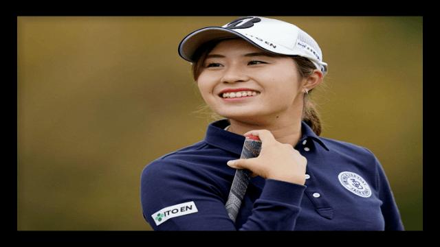 大里桃子,女子プロ,ゴルフ