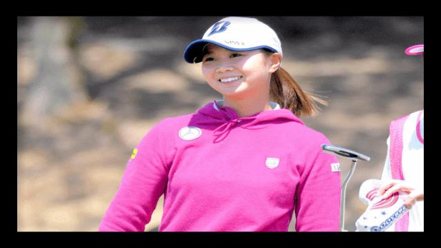 金澤志奈,ゴルフ,女子プロ