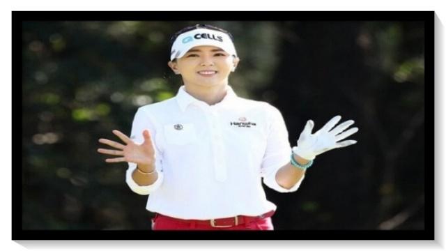 ユン・チェヨン,ゴルフ,韓国,女子プロ,美人,可愛い